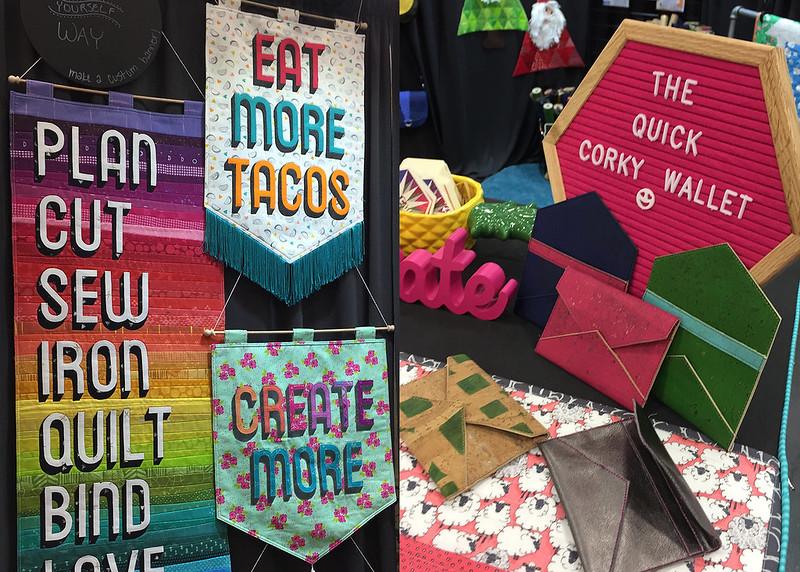 Quilt Market Spring 2018