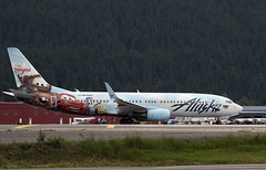 Alaska Airlines Cars N570AS 477