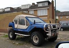 1972 Land Rover Dakar 4x4 2.25 D
