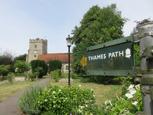 Thames Path - Maidenhead to Marlow