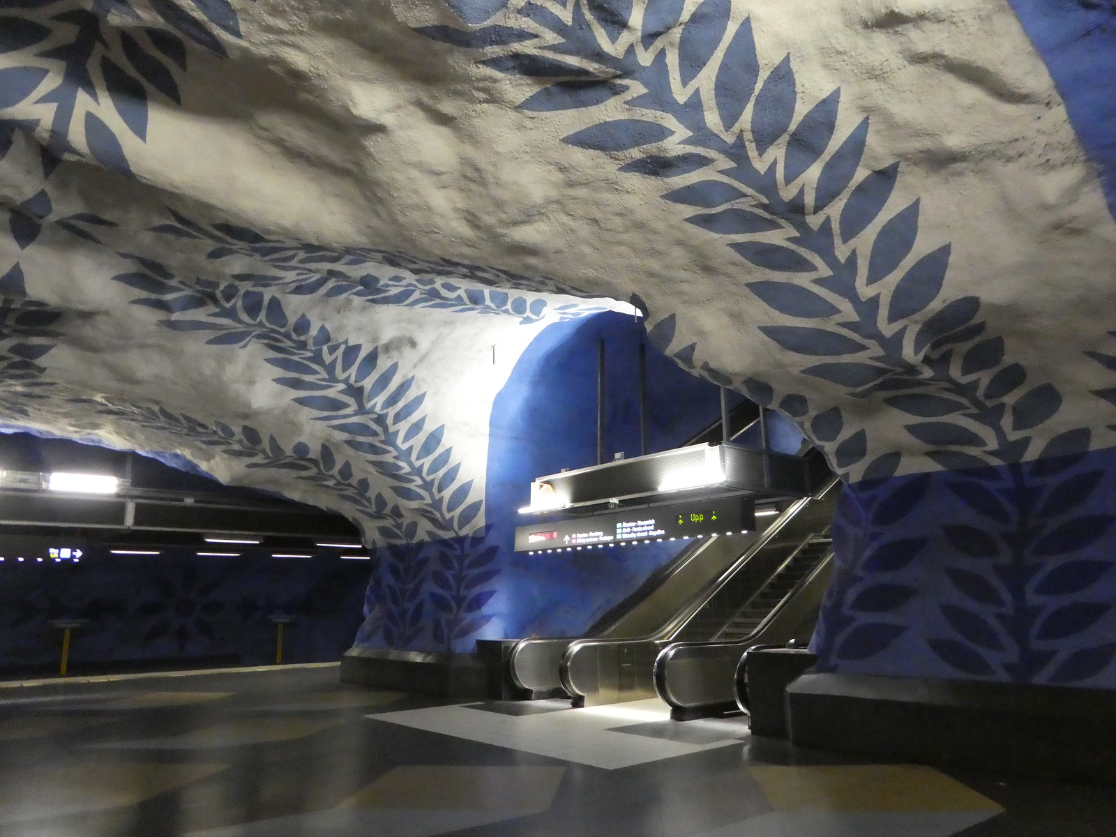 T-Centralen Metro Station, Stockholm