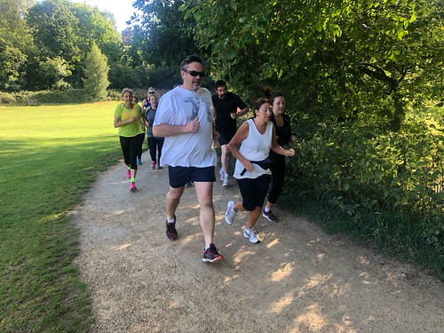wilmslow Parkrun #176 by Mat