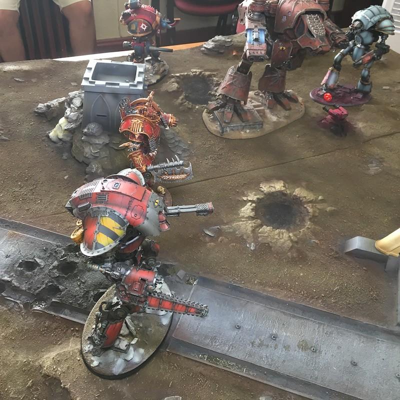 Medal of Colors Assault on Molech battle-30