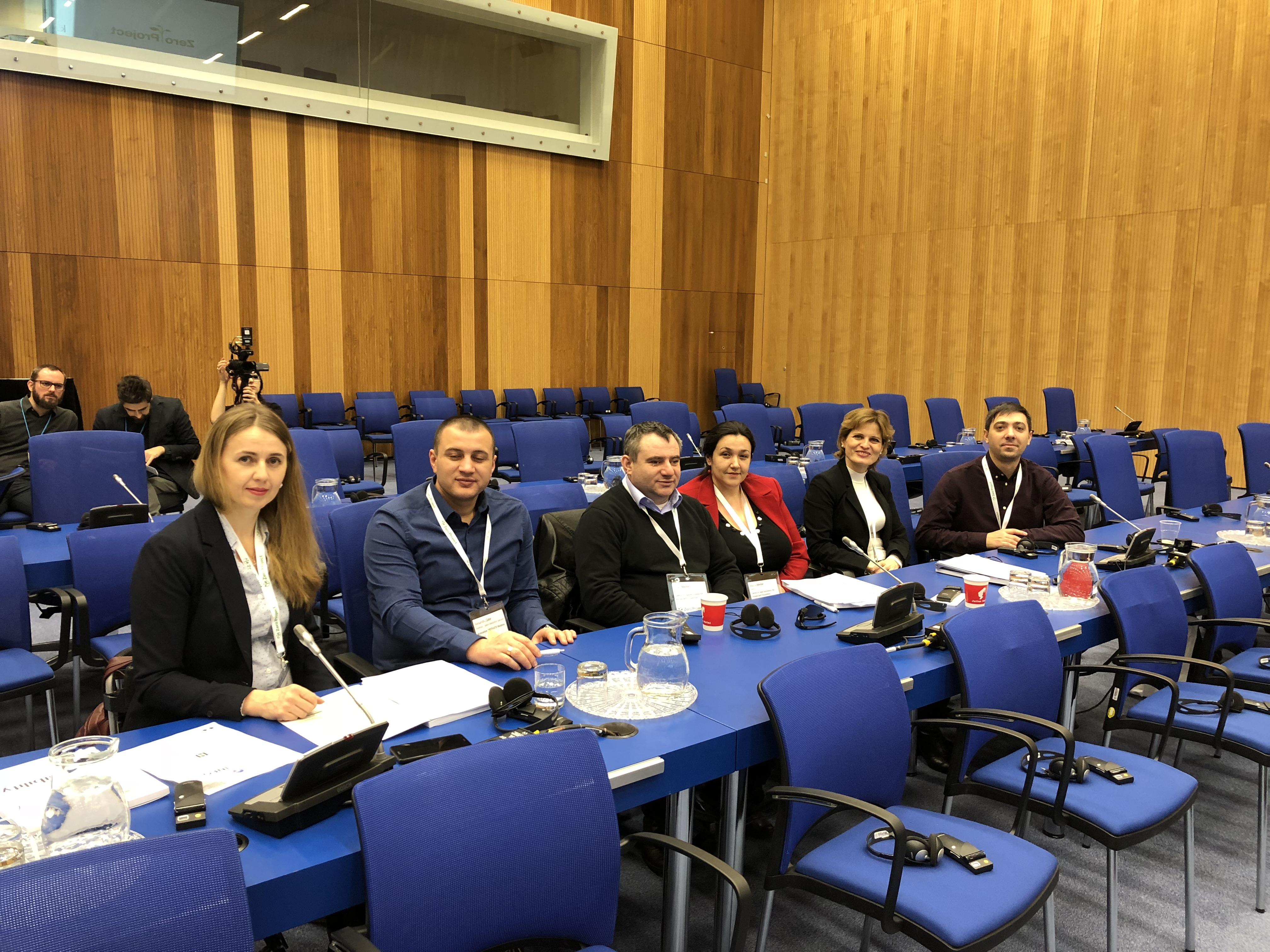 Conferința internațională Zero Progect Tehnologii asistive Viena 20-23 februarie 2018