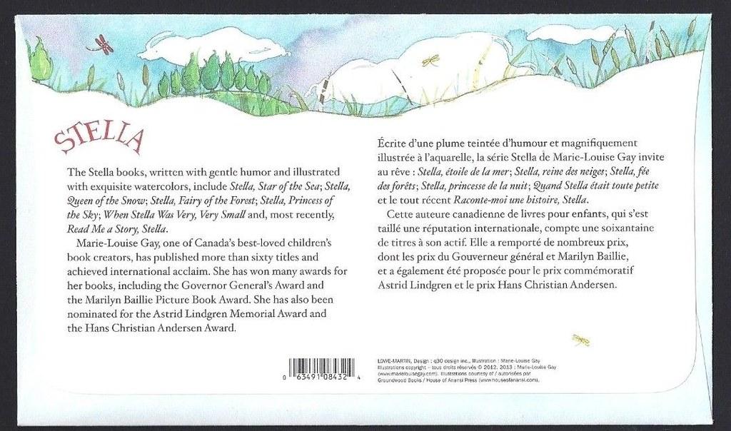Canada - Scott #2652 (2013) first day cover for souvenir sheet