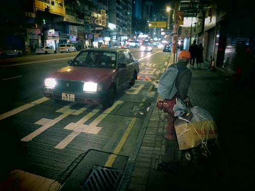 Causeway Bay at Night