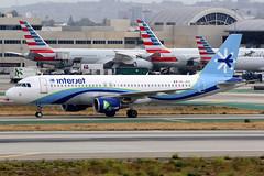 Interjet | Airbus A320-200 | XA-JCV | Los Angeles International