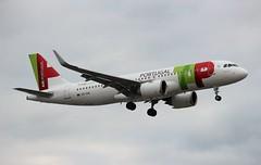 CS-TVA Airbus A320-251N TAP Air Portugal