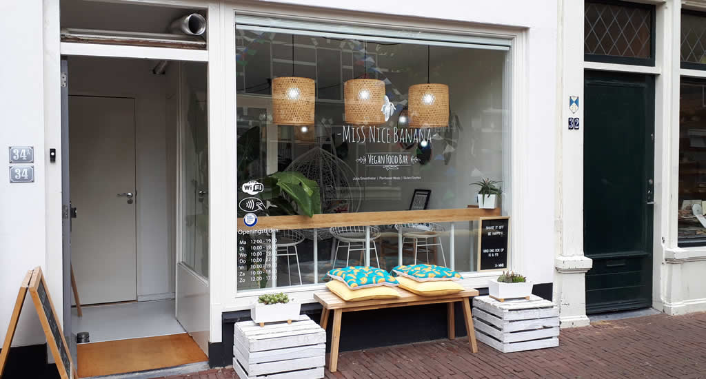 Where to eat in Gouda, The Netherands? Miss Nice Banana | Your Dutch Guide
