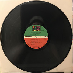 AVERAGE WHITE BAND:CUT THE CAKE(RECORD SIDE-A)