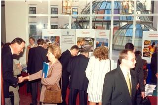 Det norsk-russiske næringslivsseminaret i Moskva 25. mai 1998 ved Moscow Marriott Grand Hotel