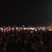 Fireworks on English Bay... looking out across the water