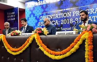 ASB BBA-BCA Orientation Programme 2018 - Day I