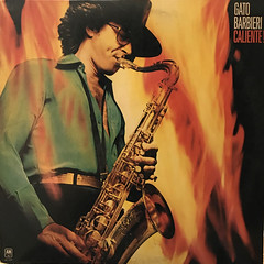 GATO BARBIERI:CALIENTE!(JACKET A)