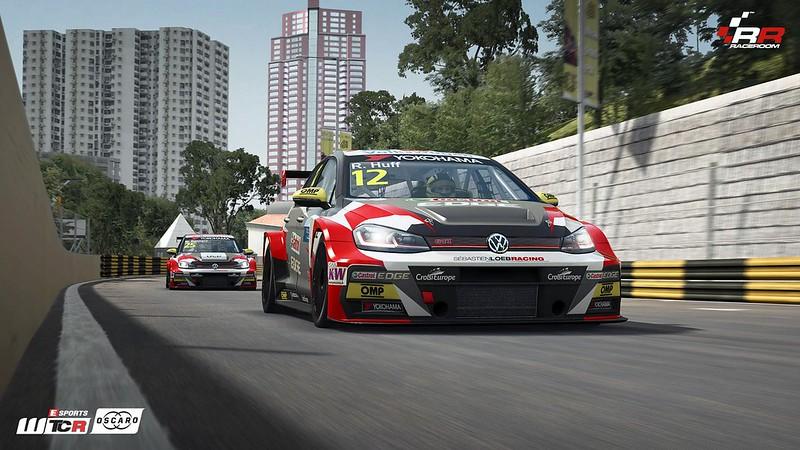 Volkswagen Motorsport GTI TCR RaceRoom 2