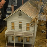 Edison, NJ - Thomas Edison Center - Model of Edison Lab