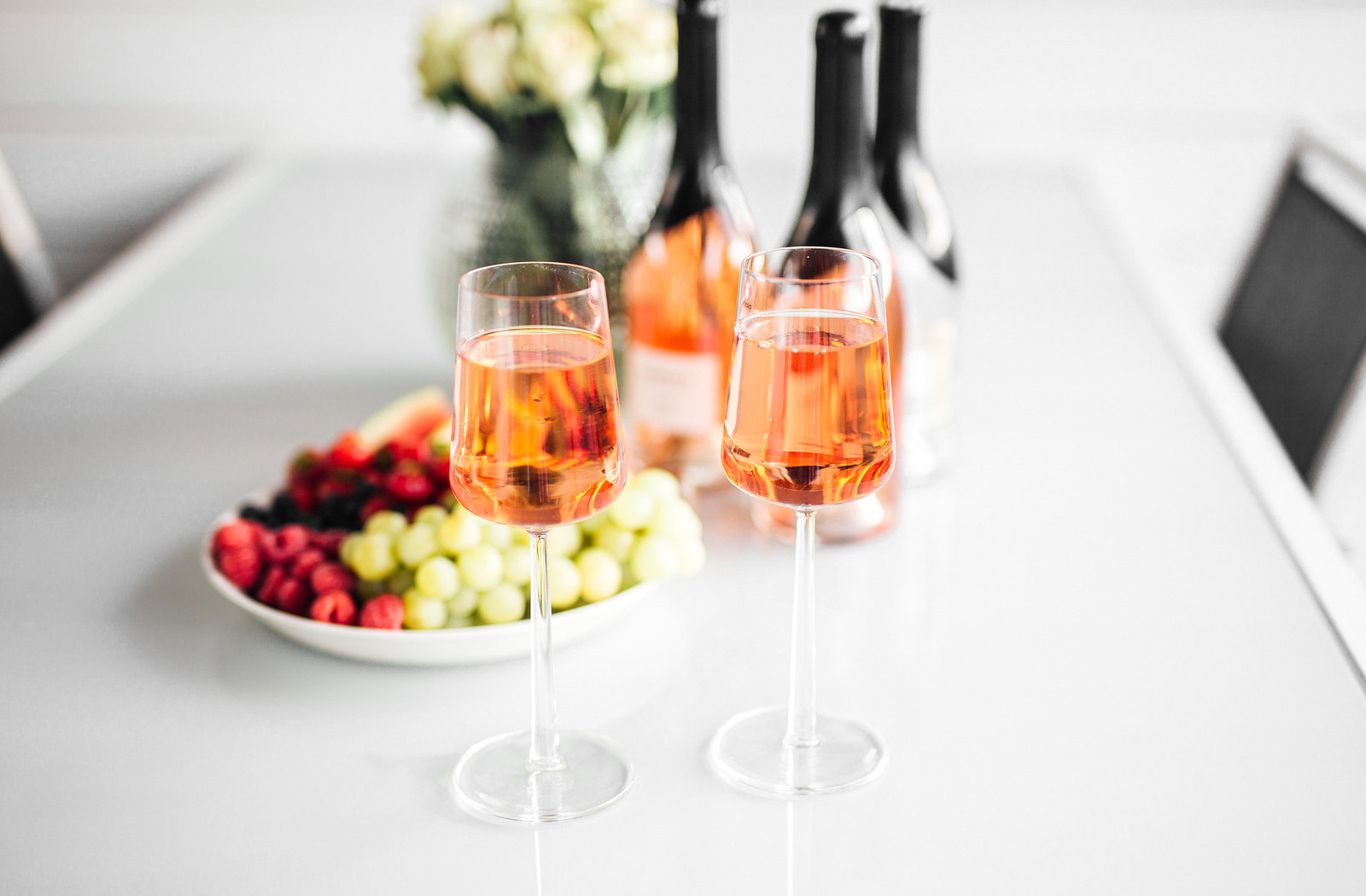 rosee viinit makea