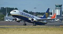 Ryanair EI-FZJ - Boeing B737-800