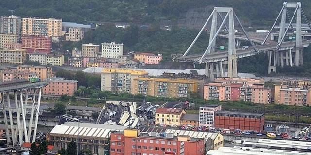 Buntut Jembatan Ambruk Di Genoa, Dua Laga Liga Italia Ditunda