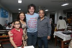 Lançamento Campanha e Aniversário do  Gilson Reis 16-08-2018 Foto Anna Castelo Branco (429)