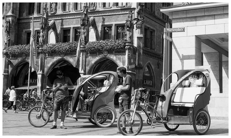 marienplatz bike rides
