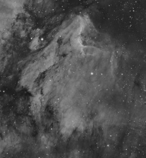 The Pelican Nebula, IC5070