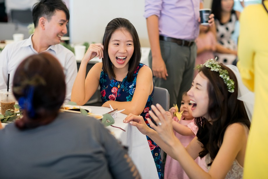 True Love conquers all - Singapore Candid Wedding Photography by Raymond Phang.