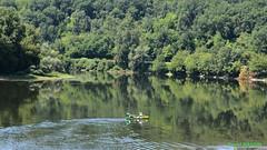 Canoë sur la Dordogne - Photo of Fougueyrolles