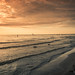 August Sunset at Lake Ontario I by makleen
