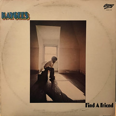 THE KAY-GEES:FIND A FRIEND(JACKET A)