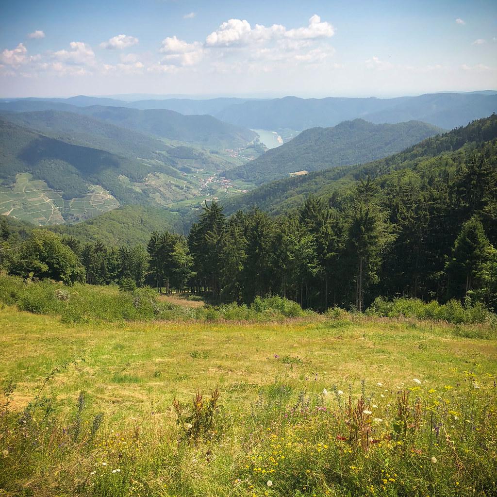 Zehn Tage in der Wachau