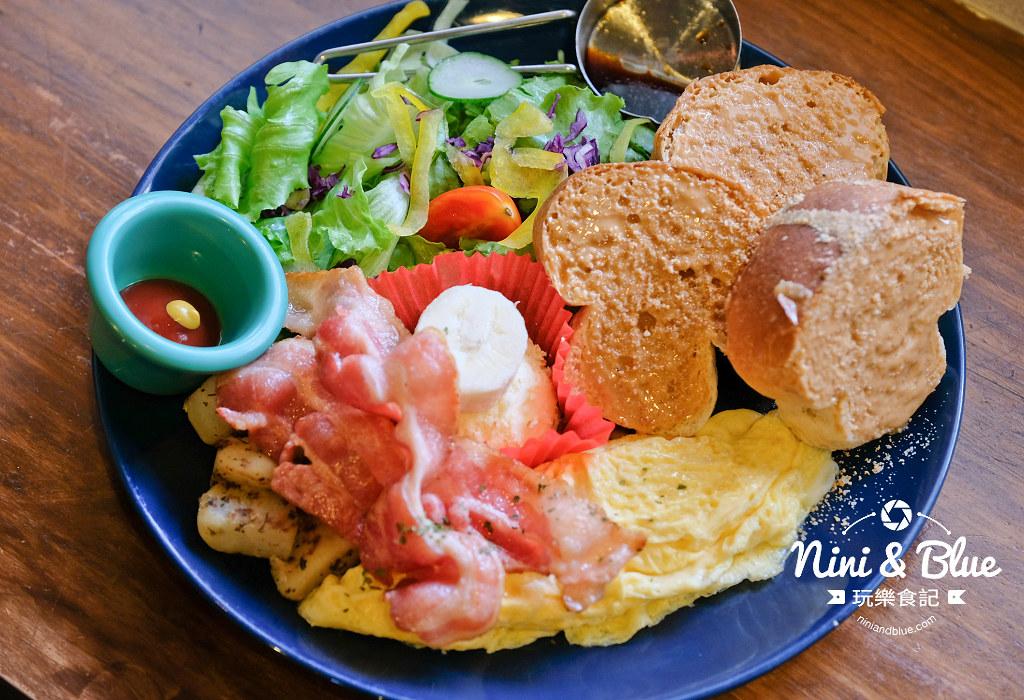 樹兒早午餐 台中科博館 早午餐19