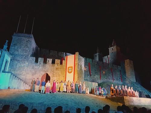 Castle/Castelo  #feira #portugal #teatro