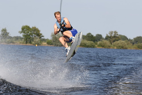 Mark wakeboarden