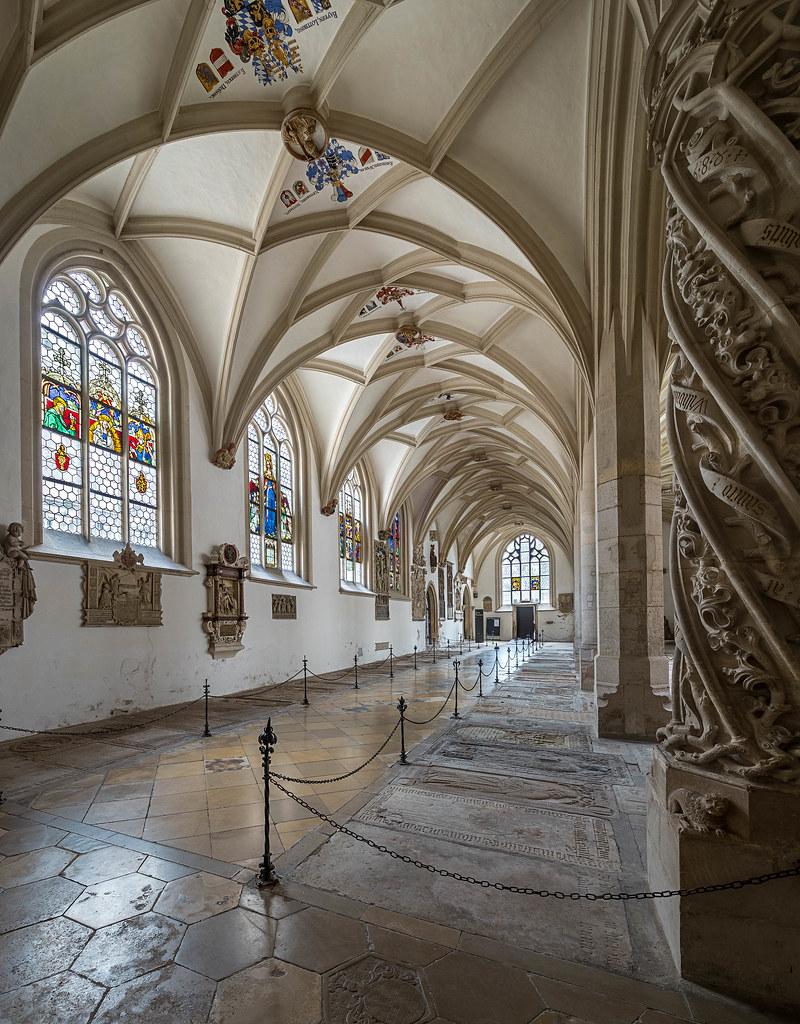 Aisl Shooting kreuzgang im eichstätter dom | the cloister and the two-aisl