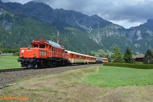 Eisenbahnfreunde Lienz Rh 1020 018-6