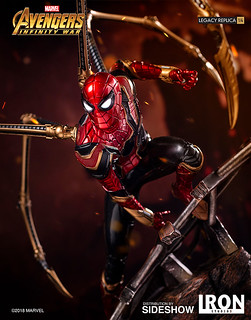 Iron Spider Legacy Replica 1/4 Avengers: Infinity War