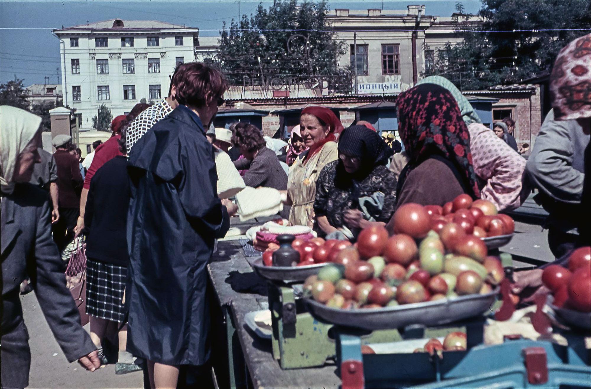 Ростов-на-Дону. Кооперативный рынок