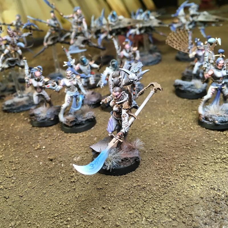 Medal of Colors Indomitus Crusade Armies-16