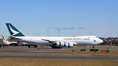 Cathay Cargo Queen