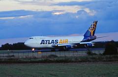 Berlin SXF 2002 Atlas Air 747