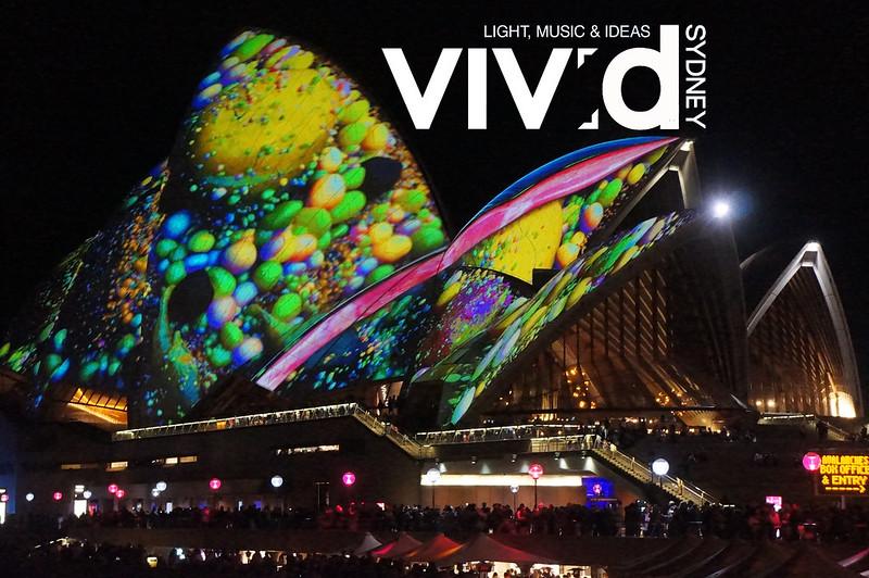 2017 Vivid Sydney Cover