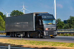 Truck Spotting on the A37 & A59 Netherlands ...