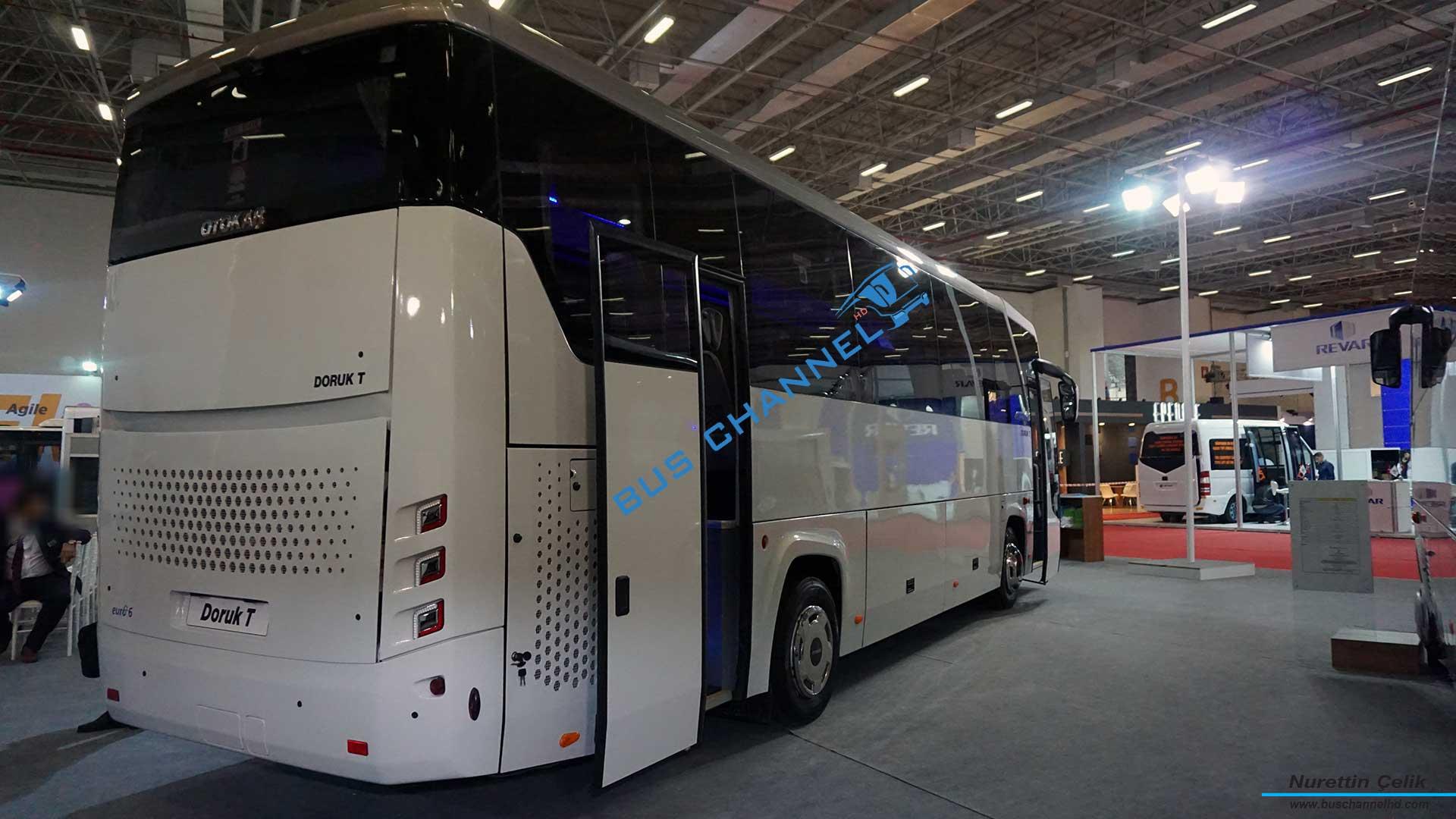 Otokar Yeni Doruk T Busword İzmir 2018