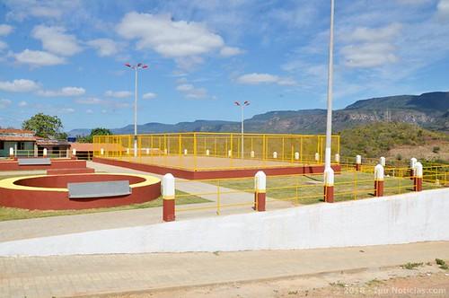 Praças novas em Ipu (Casas Populares, Boa Vista e Canudos)