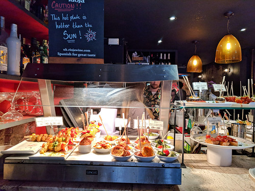 tapas @ Pix (Covent Garden)