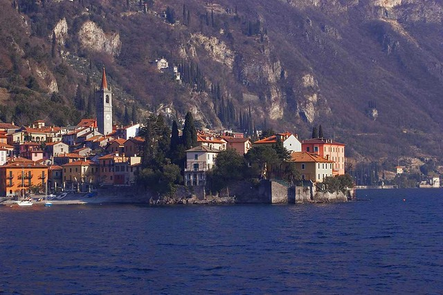 Rita Crane Photography: View of Varenna, Lake Como