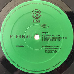 ETERNAL:STAY(LABEL SIDE-A)