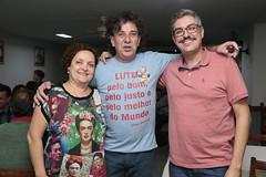 Lançamento Campanha e Aniversário do  Gilson Reis 16-08-2018 Foto Anna Castelo Branco (411)