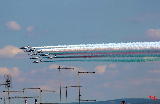 Pattuglia acrobatica - Acrobatic patrol
